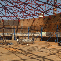 Projects on various types of Steel Tank construction