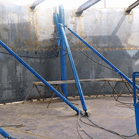 Equipments for Steel Tank construction