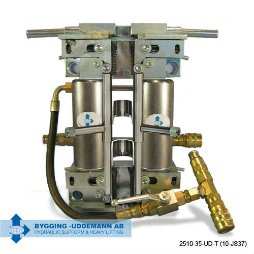 2510-35 climber for steel tank construction