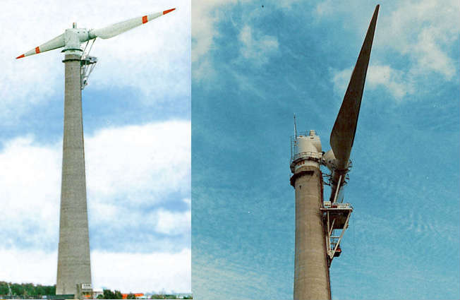Heavy lifting equipment for installing Wind power station