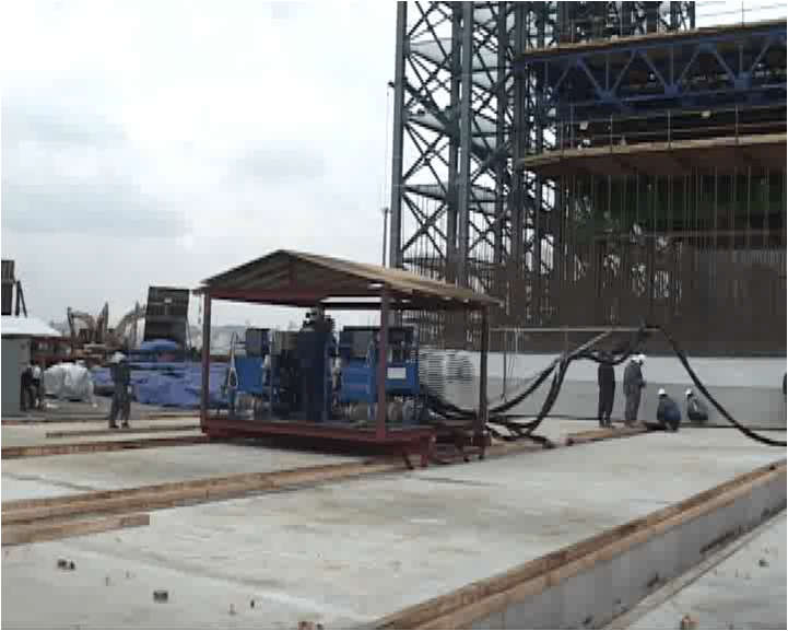 Transfer Heavy Structure bygging uddemann