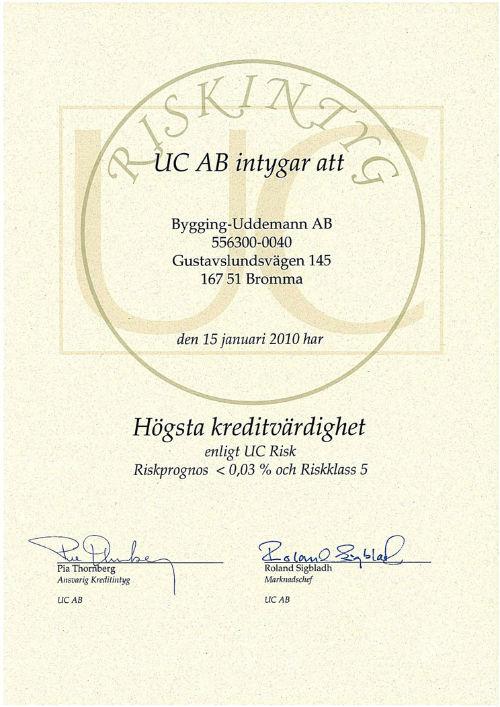 UC Diploma 2010