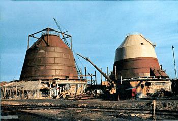 Concial Tanks - US. - bygging uddemann
