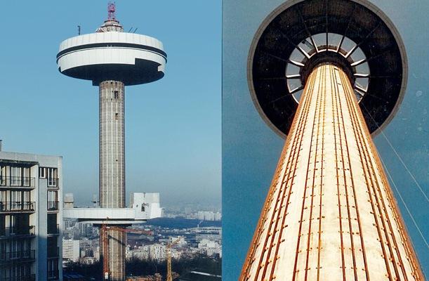 TDF Tower - Paris, France