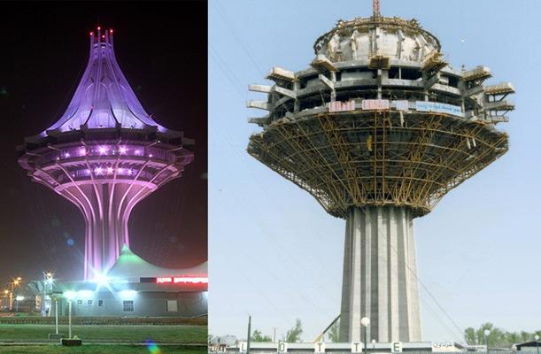 Al Kharj Water Tower - Al Kharj, Saudi Arabia - bygging uddemann
