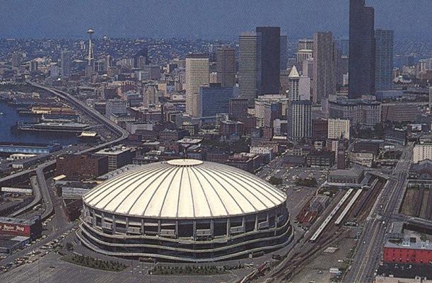 King County Stadium - Seattle, US. - bygging uddemann