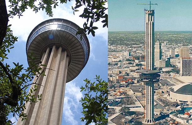 Tower of the Americas - San Antonio, US.