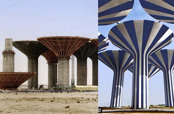 Water Towers - Kuwait