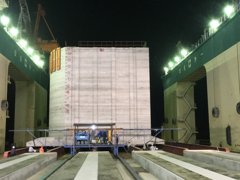 Djen Djen Container Terminal, Algeria