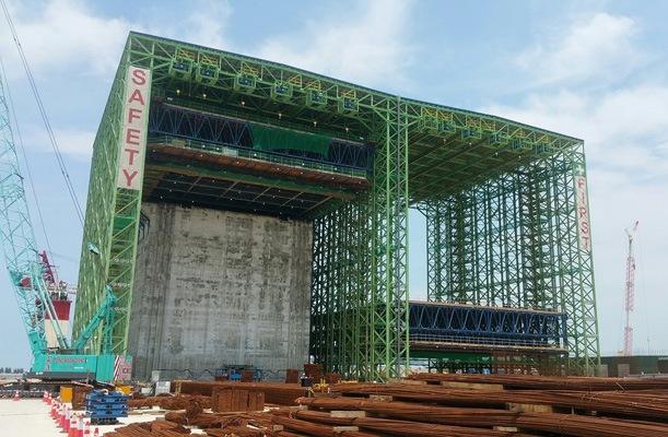Tuas Terminal Phase 1 (Tuas Finger 2), Singapore